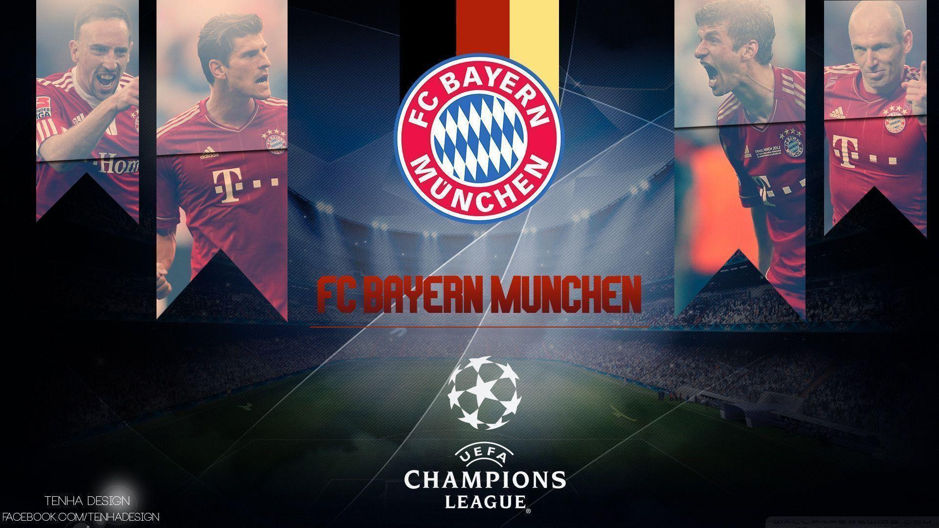 Bayern Munich FC Windows 8 Wallpapers   Download free windows 8 hd ...