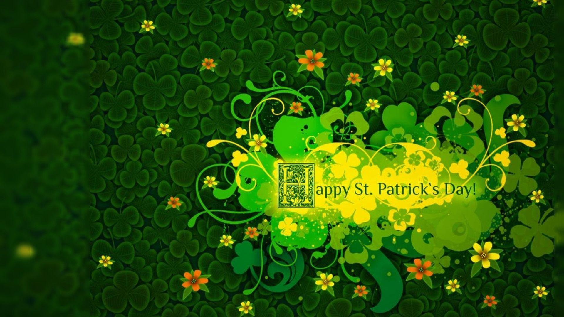 St Patricks Day Desktop Wallpaper 40632 Hd Wallpapers Background