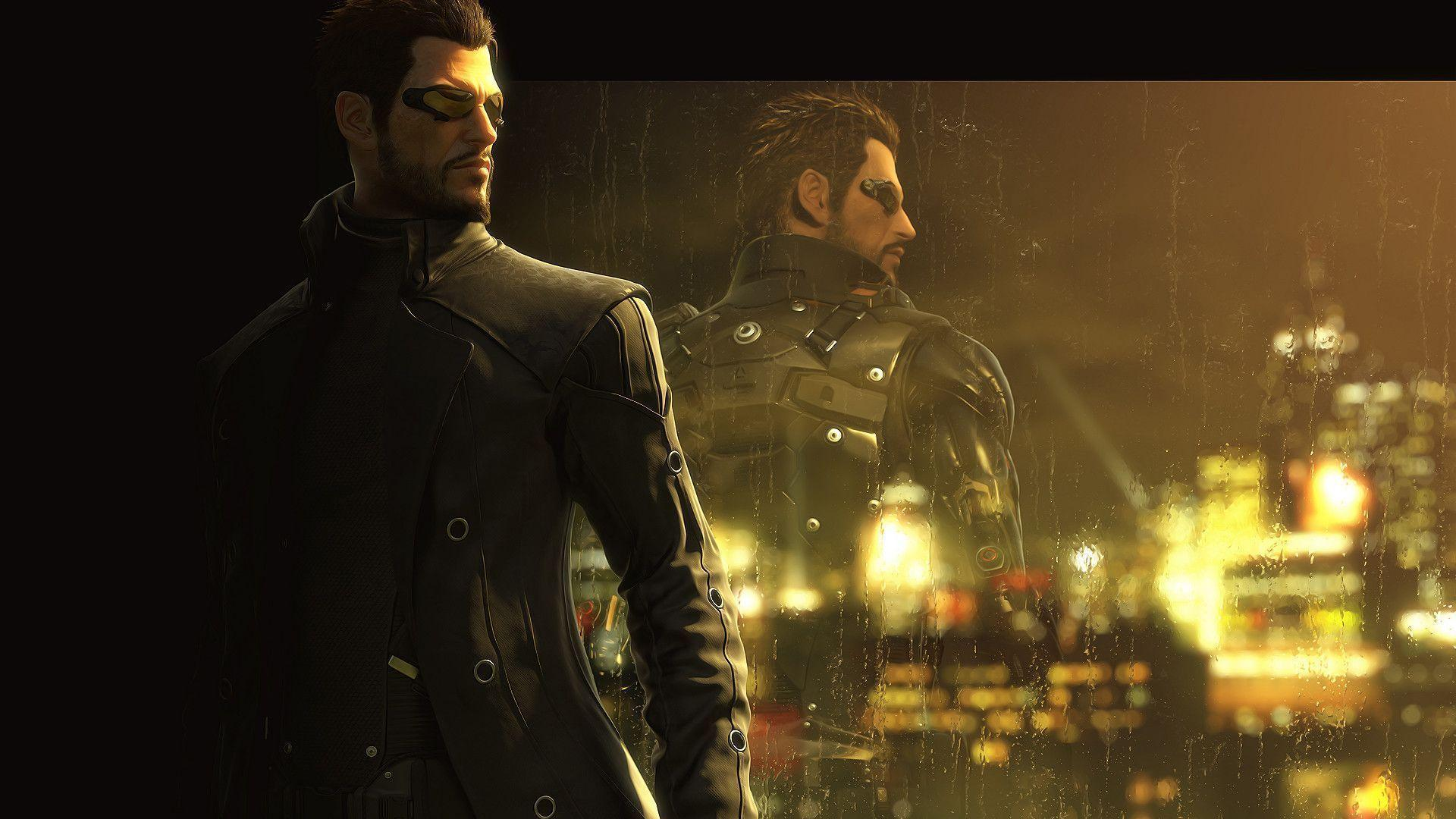 Image For > Deus Ex Human Revolution Iphone Wallpapers