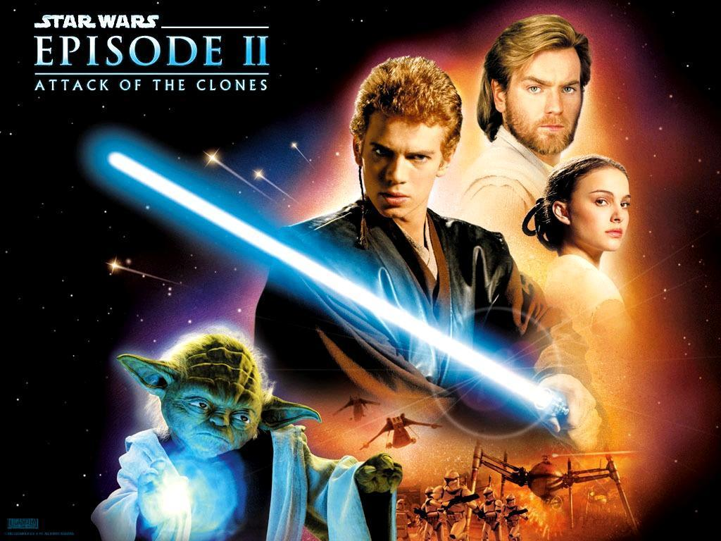 2002 Star Wars Episode ii Attack of the Clones Wallpaper 004 ...