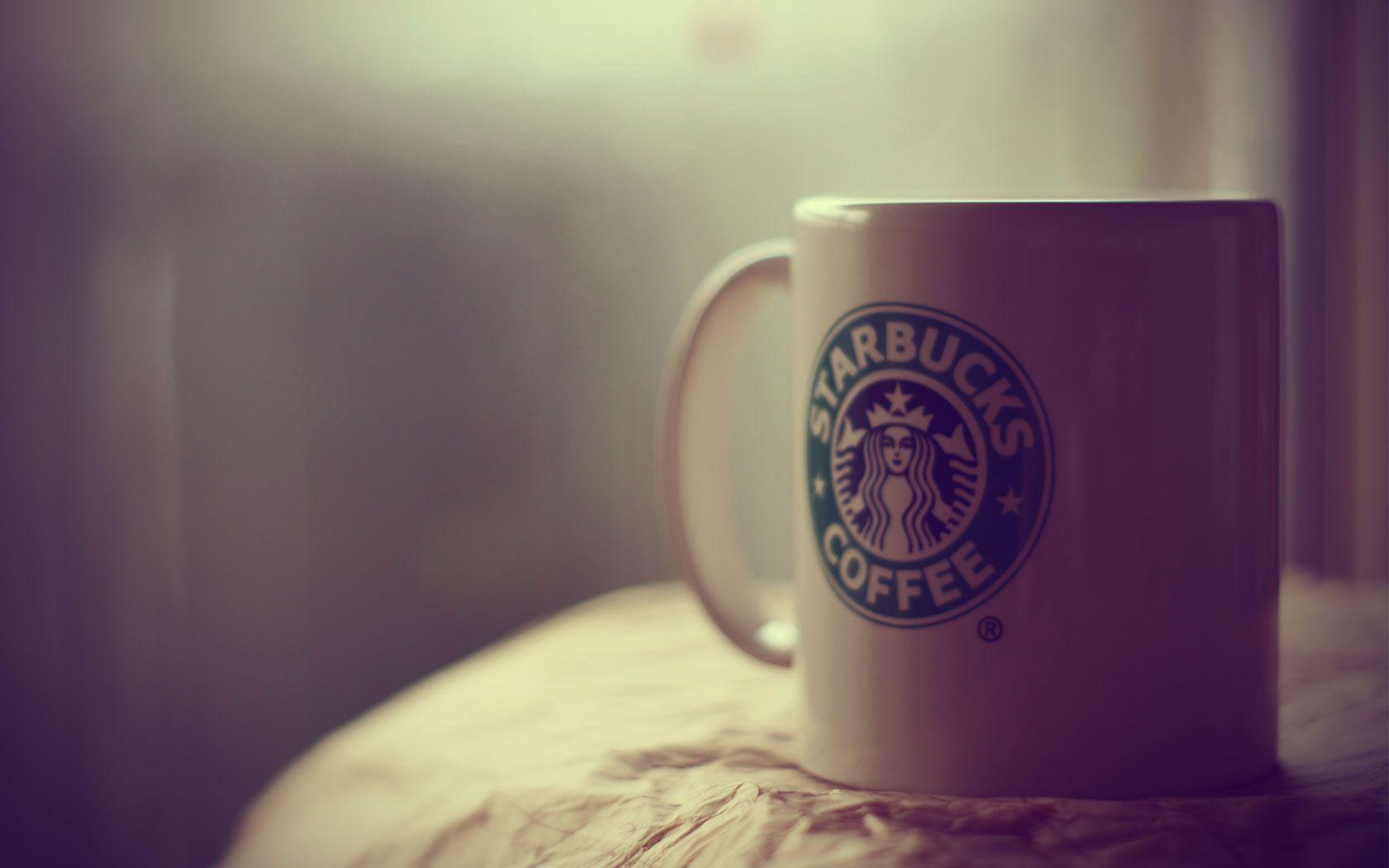 Wallpapers For > Pink Starbucks Wallpaper