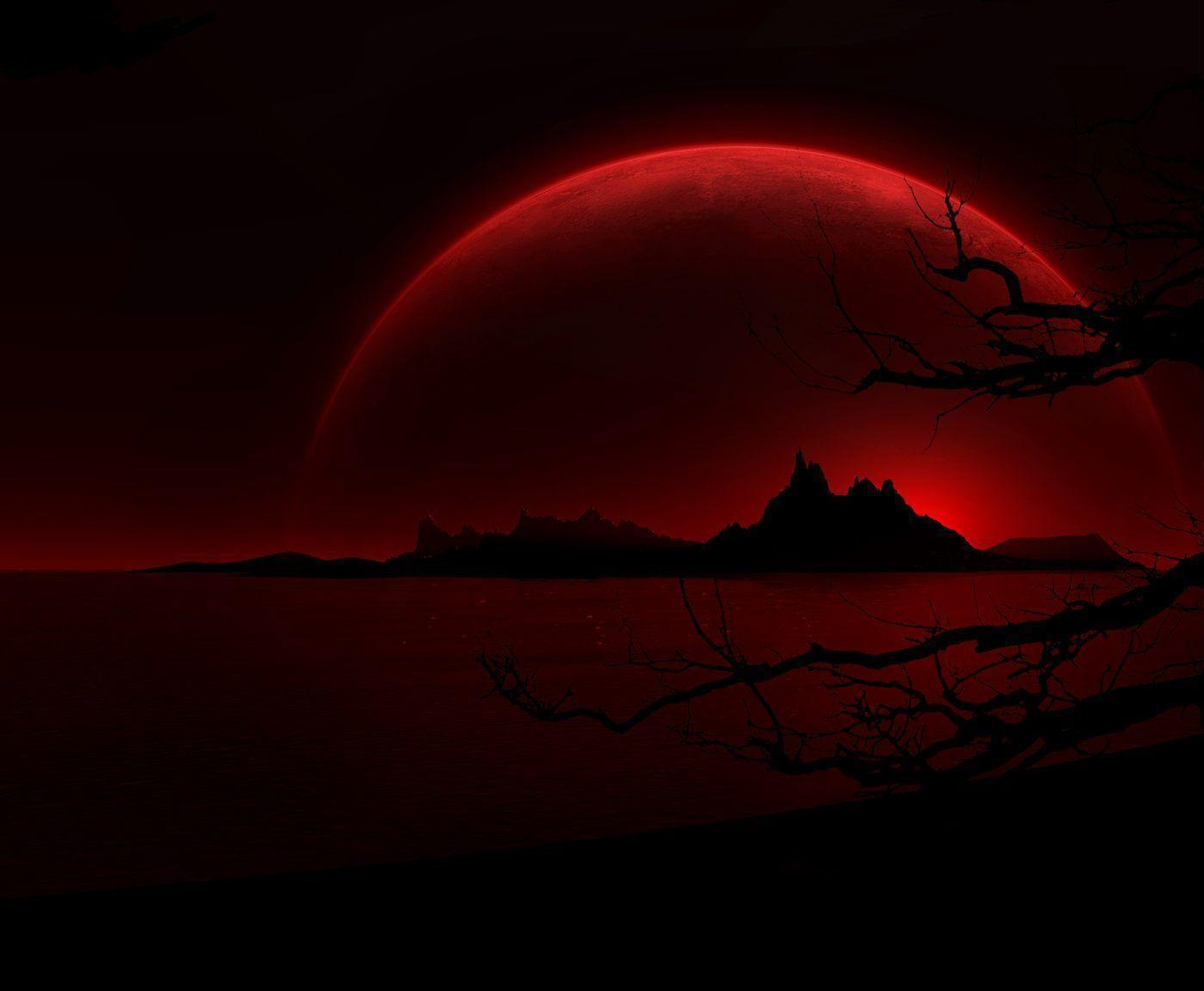 Red Moon Wallpaper: Blood Moon Wallpapers