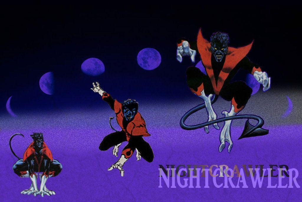 Comics Nightcrawler Wallpapers