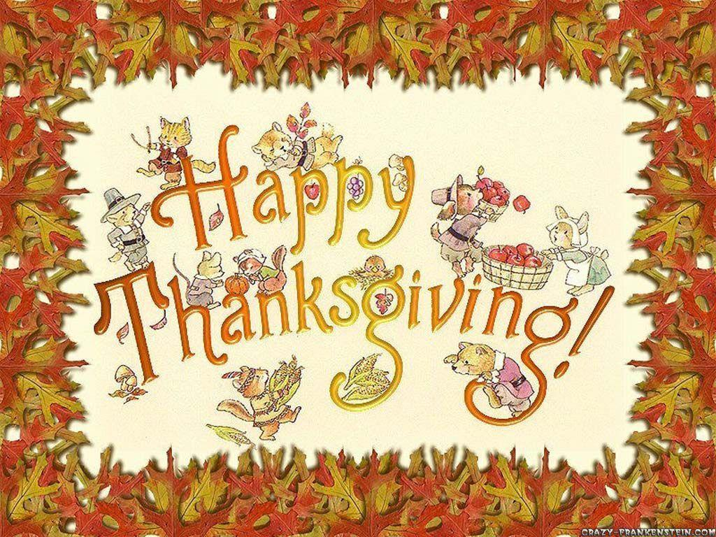 Happy Thanksgiving Clip Art Free