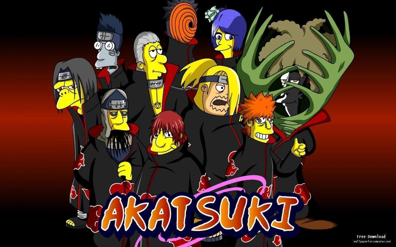 Naruto Akatsuki Wallpapers - Wallpaper Cave