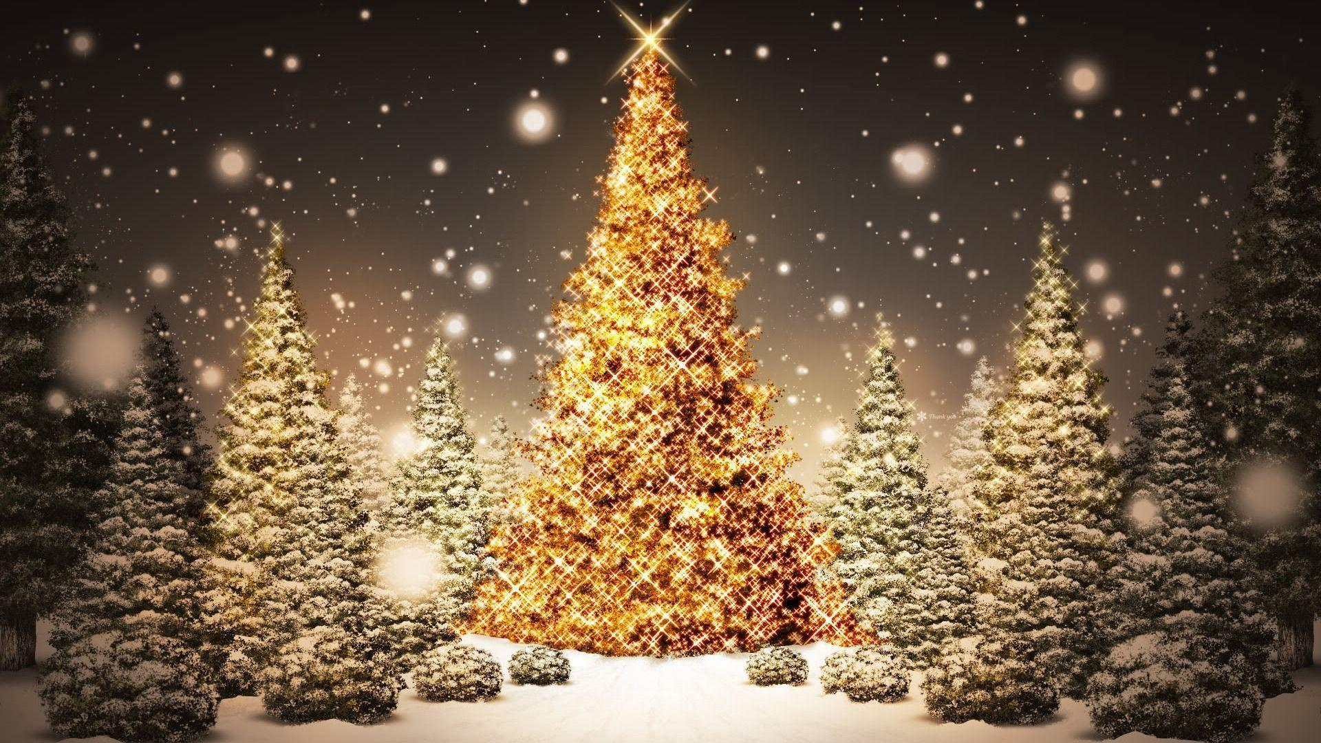 free wallpaper 9 christmas lights wallpaper | Christmas Happy New year