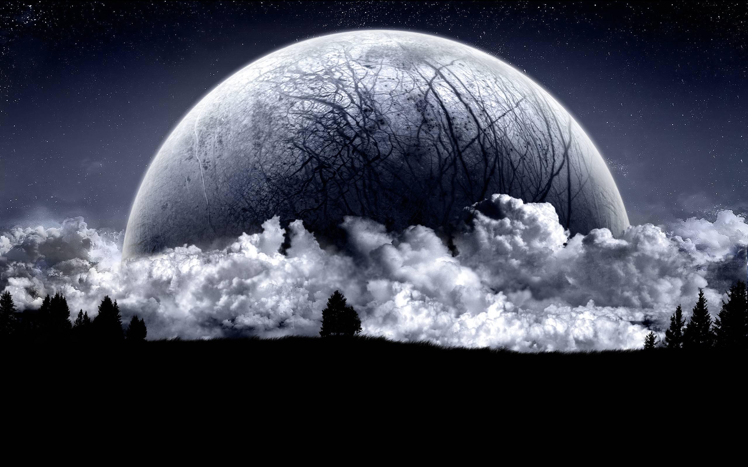 hd full moon wallpaper - photo #16