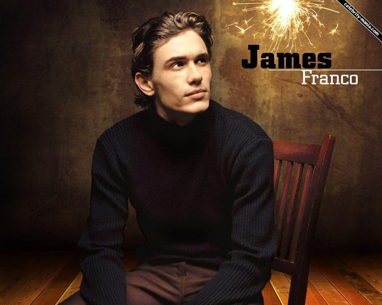 Hollywood Wallpapers: James Franco Wallpapers