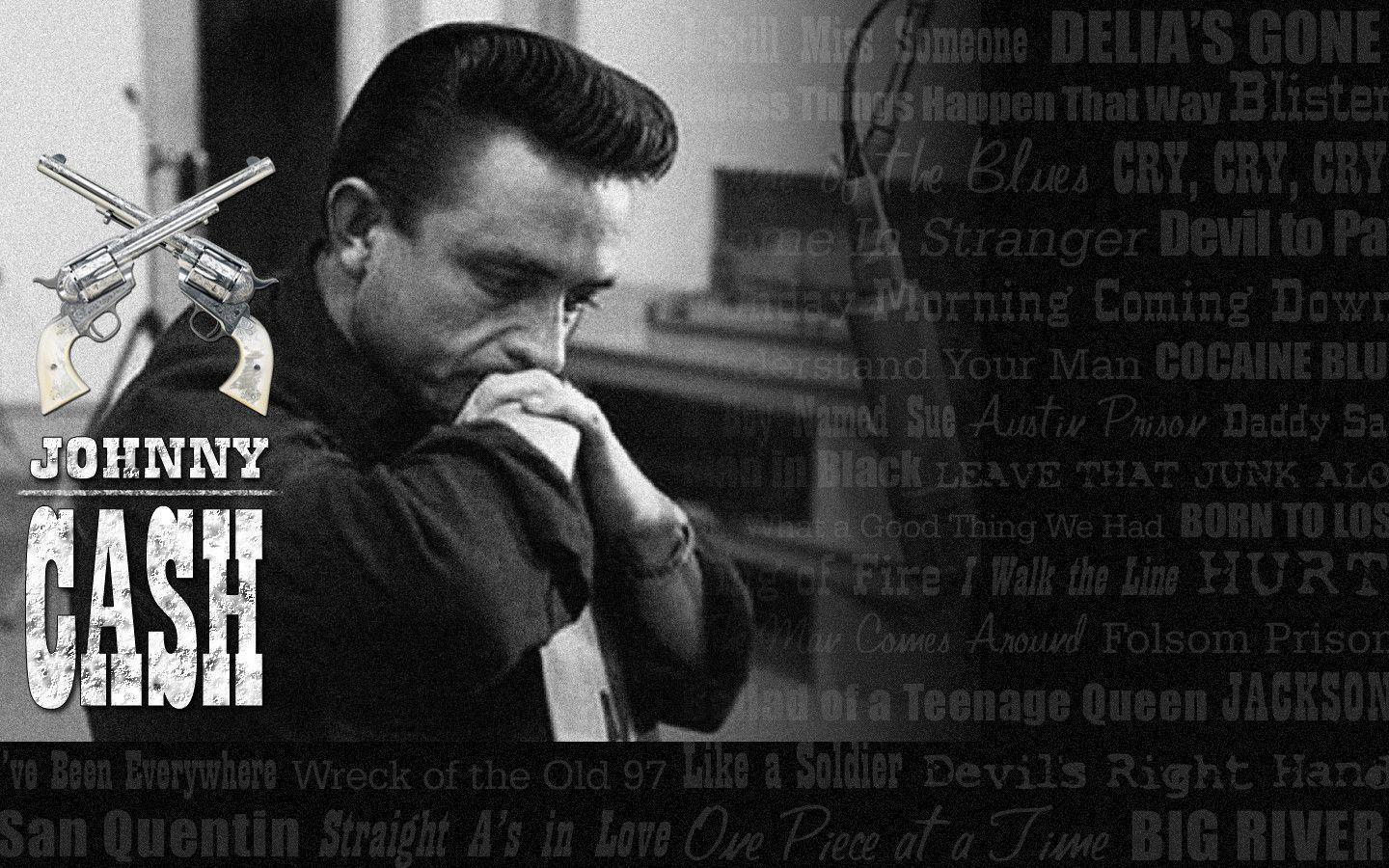 Johnny Cash Wallpapers