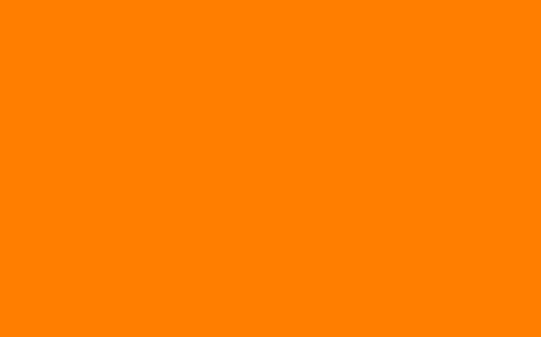 Solid orange background hd