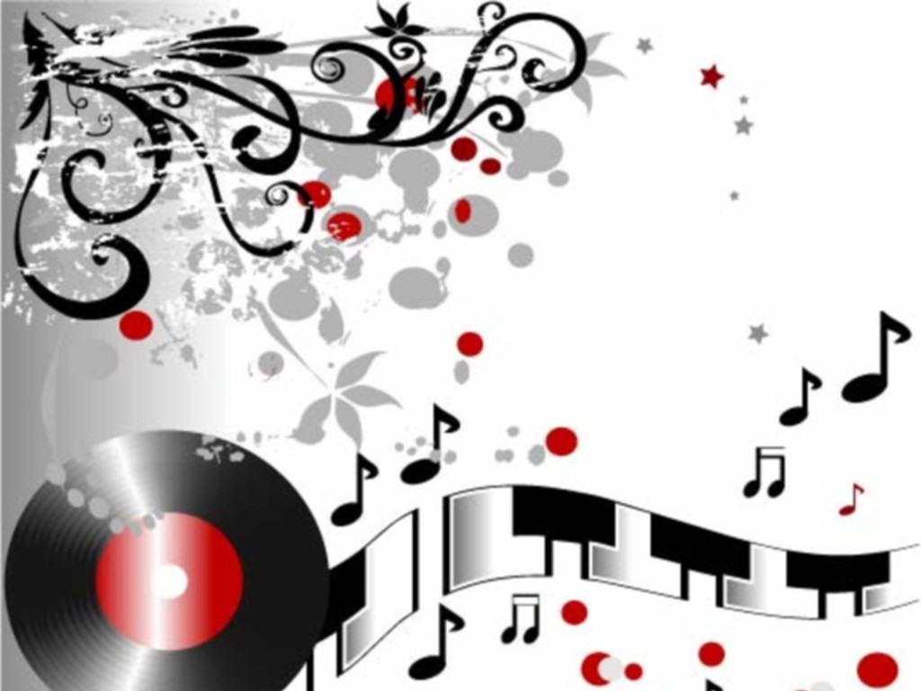 I Love Music HD desktop wallpaper Widescreen High Definition