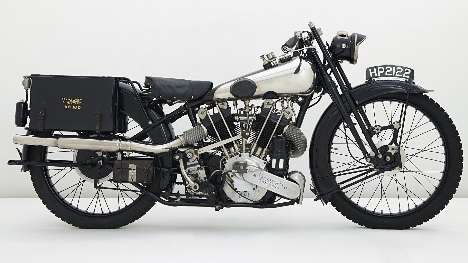 Classic Motorcycle Wallpaper, Image & Pictures
