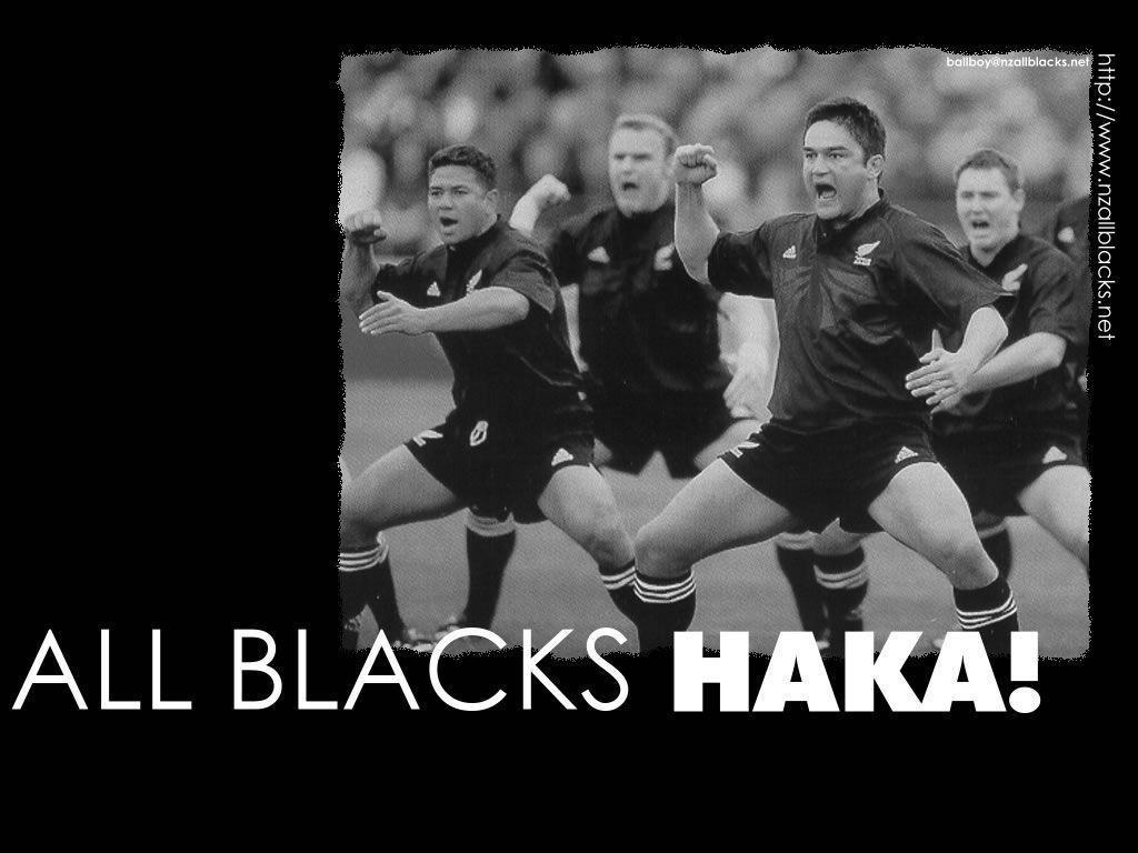 how to say the haka