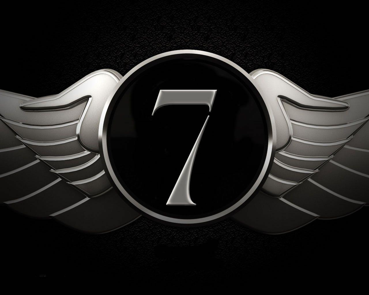 Number 7 Wallpapers