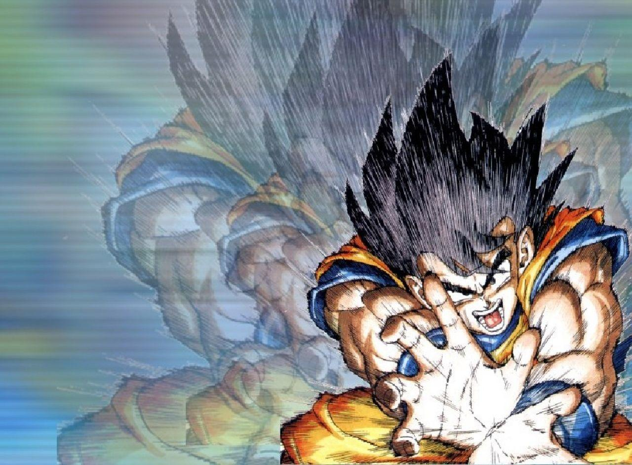 Goku Ssj Dios Para Fondo De Pantalla: Goku Kamehameha Wallpapers
