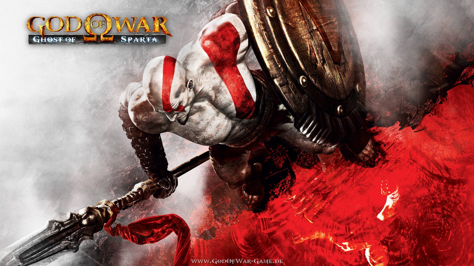 Image For > God Of War Wallpapers Hd 1080p