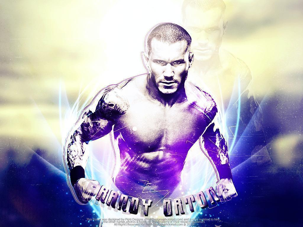 Heavy Weight Champion Randy Orton Wallpapers & Pictures