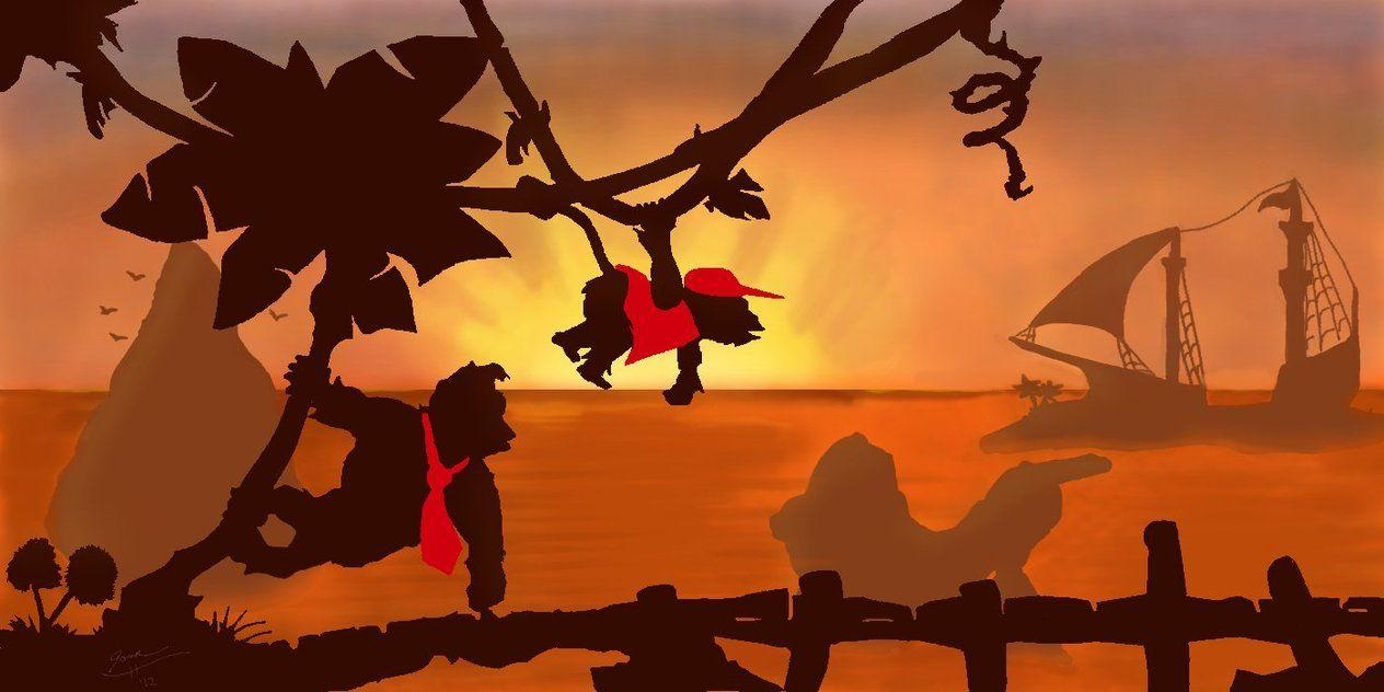 Donkey Kong Country Wallpapers Wallpaper Cave