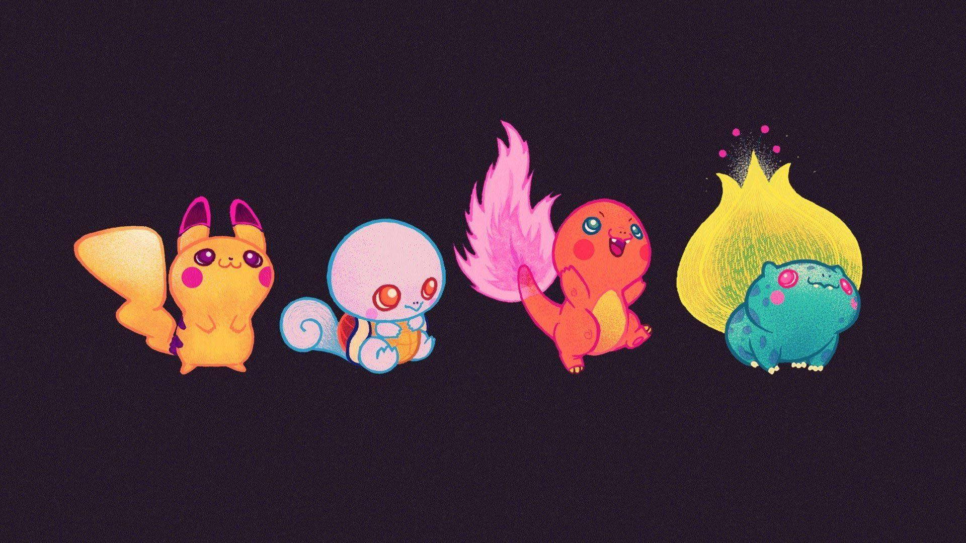 Cute baby Pokemon wallpapers #