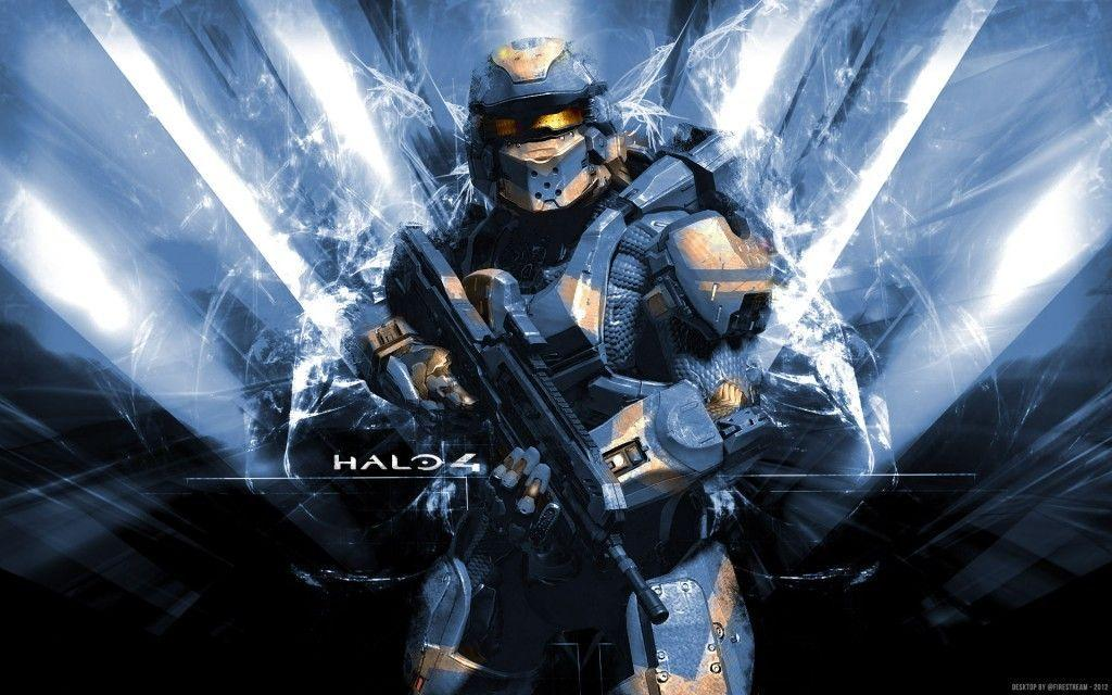 Halo 4 1080p Full HD Wallpapers Free Download # HD Game