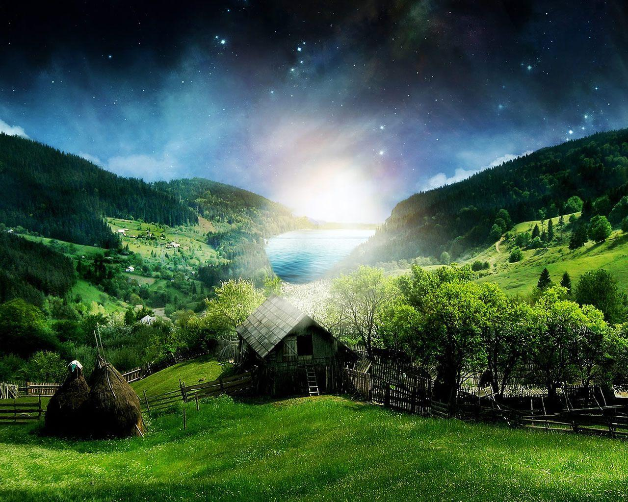 3D Nature Wallpaper Large Size Images 6 HD Wallpapers | Natureimgz.