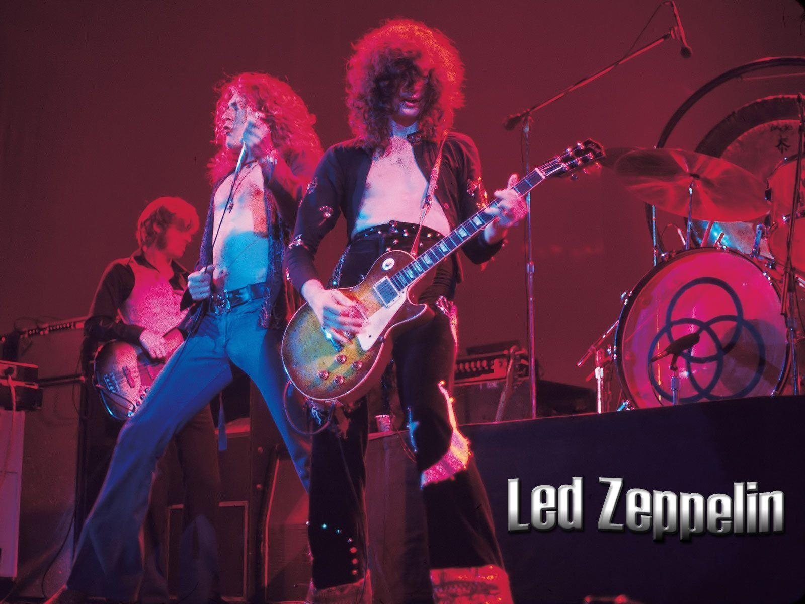 Led Zeppelin Wallpapers - Wallpaper Cave