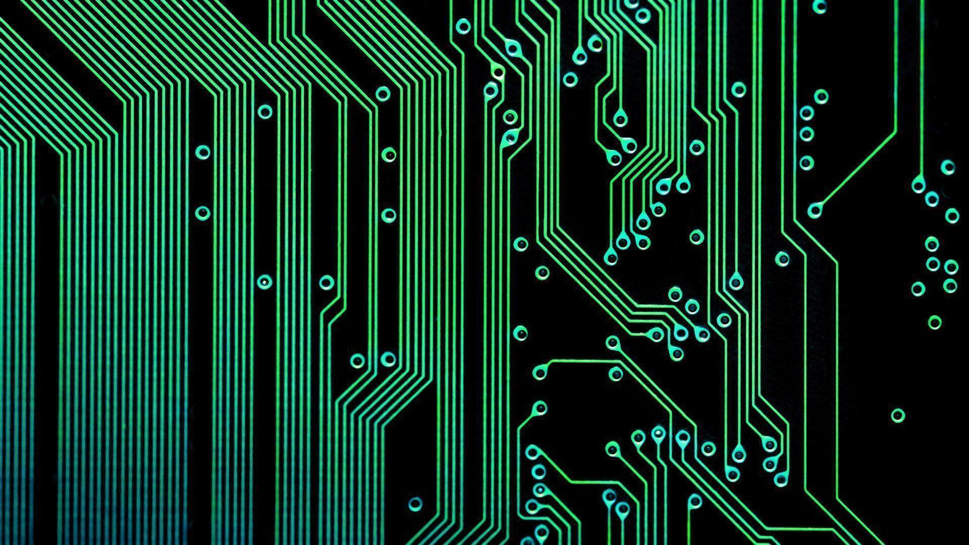 Circuit Board Backgrounds Wallpaper Cave