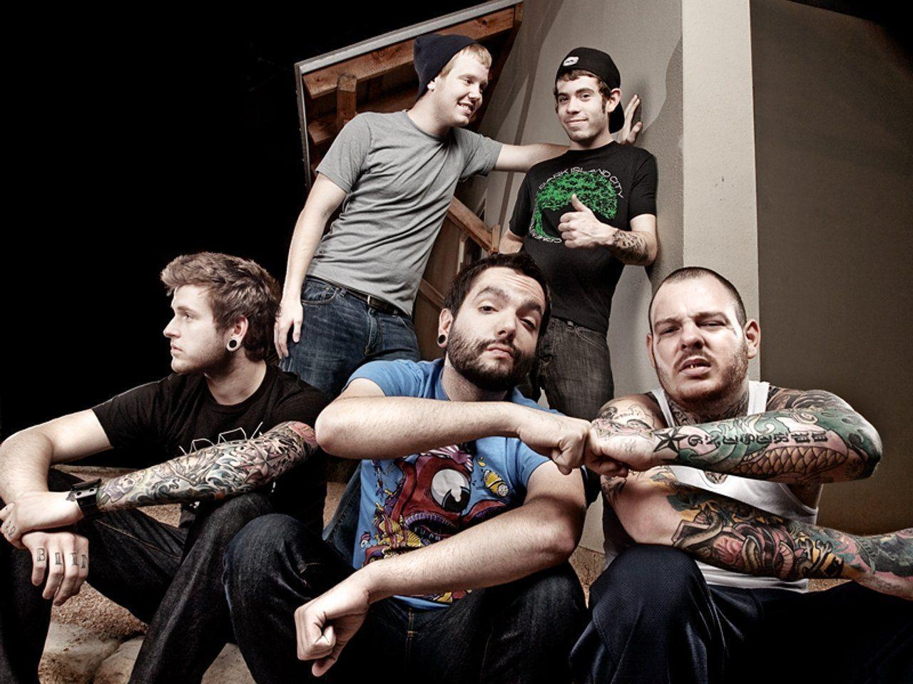 Wallpapers For > A Day To Remember Live Wallpapers