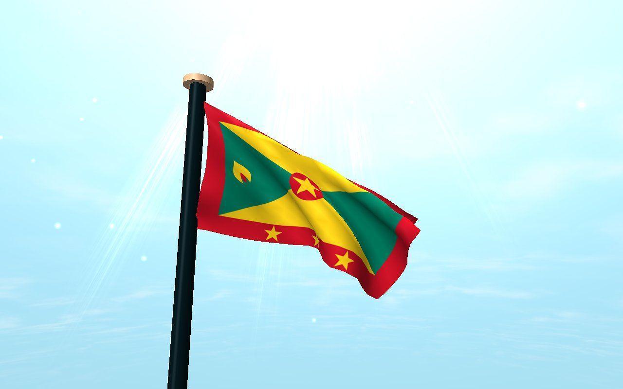 Grenada Flag 3D Live Wallpaper - Android Apps and Tests - AndroidPIT