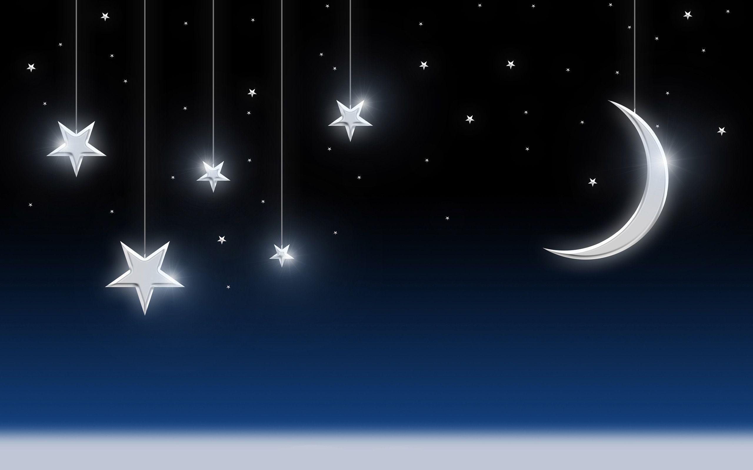 stars at night wallpaper - photo #27