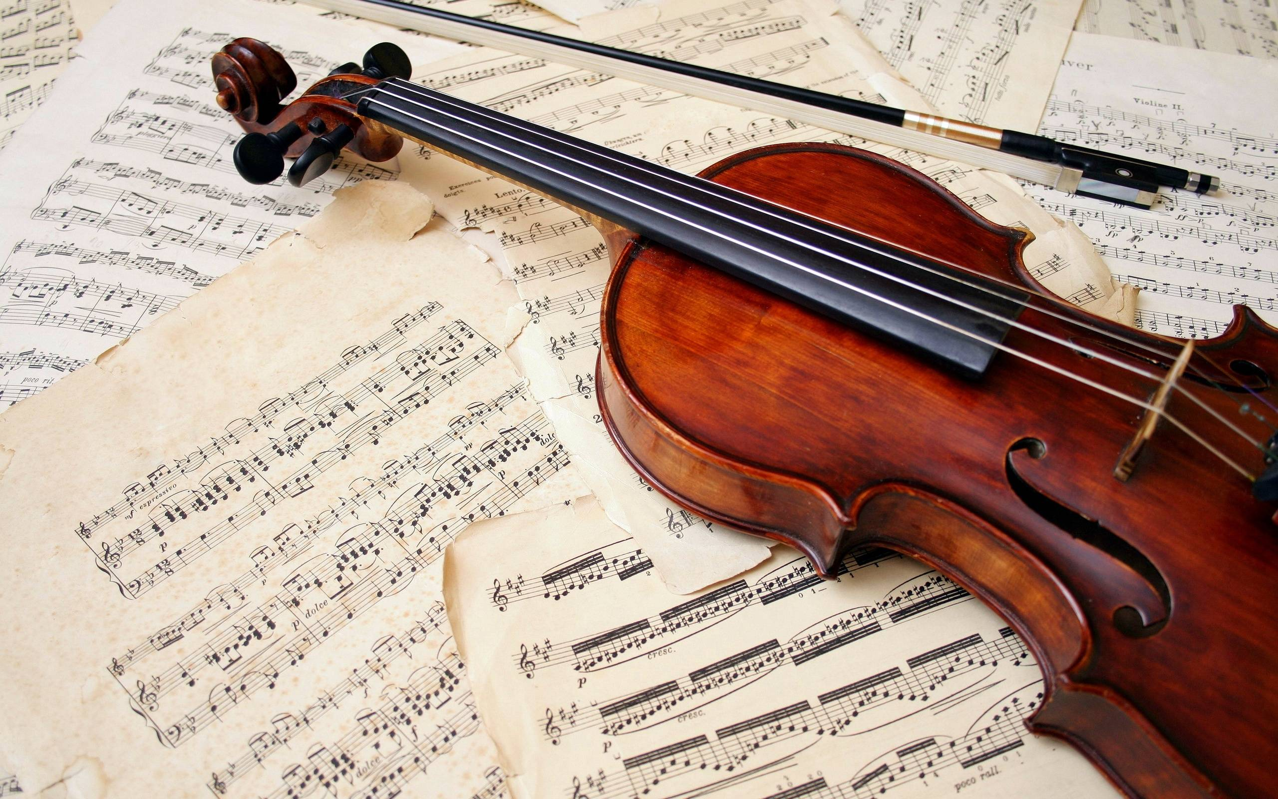 Violin wallpapers wallpaper cave Vibeline