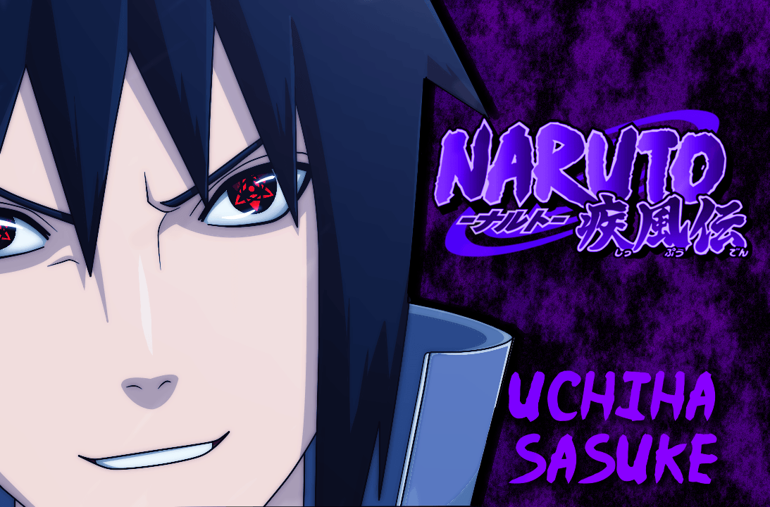 Sasuke Uchiha Wallpaper By Firststudent On DeviantArt