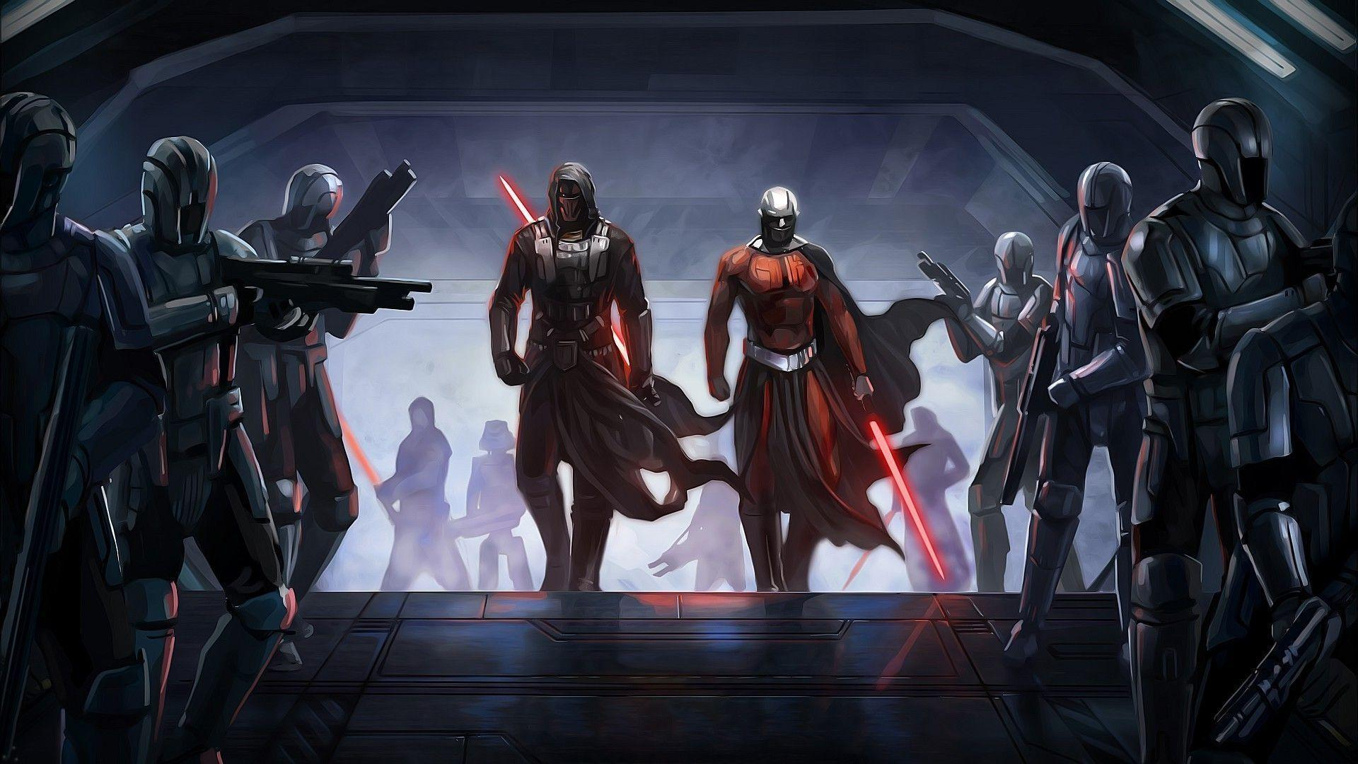 Star Wars - The Old Republic Wallpaper #