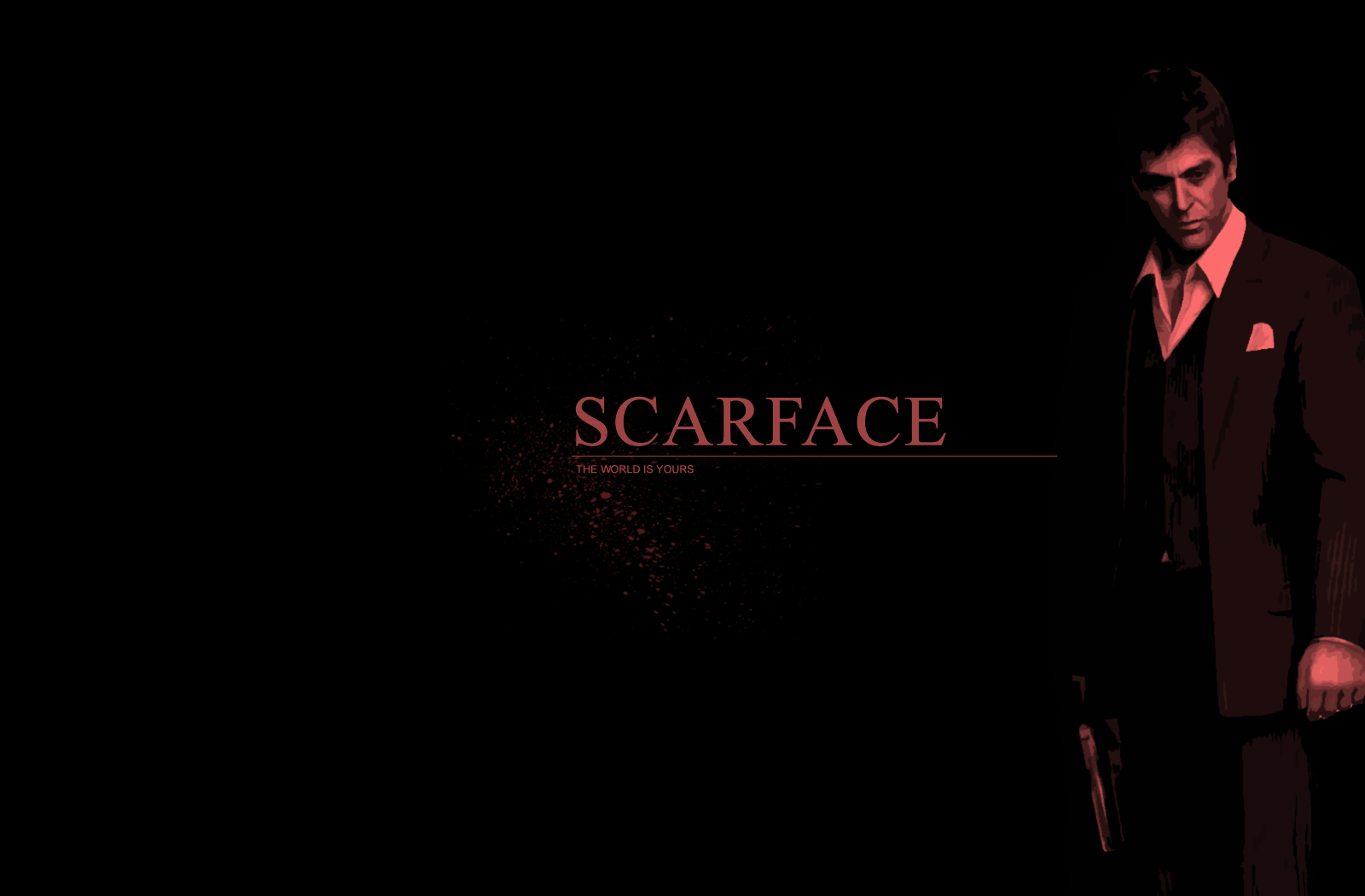Scarface wallpapers hd wallpaper cave - Scarface wallpaper iphone ...