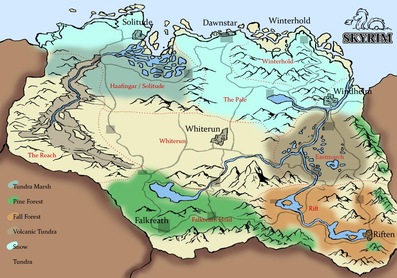 General Map TIpUpNa