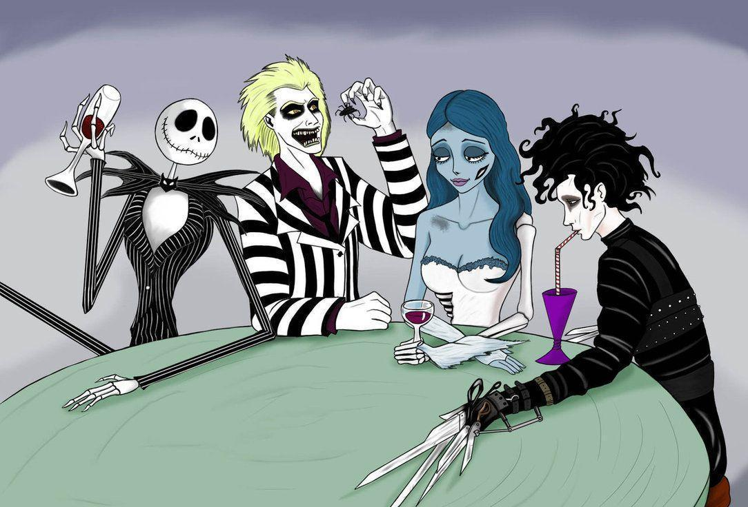 Tim Burton Wallpapers - Wallpaper Cave