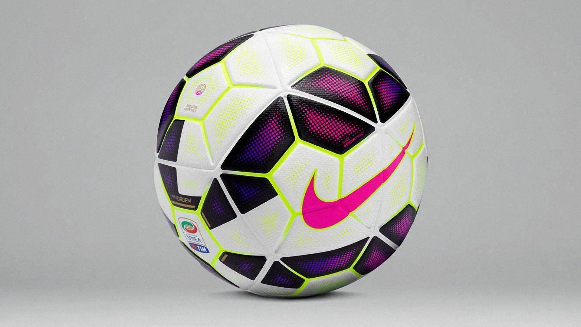 Nike Ordem 2014 2015 Serie A Ball Wallpaper Wide or HD