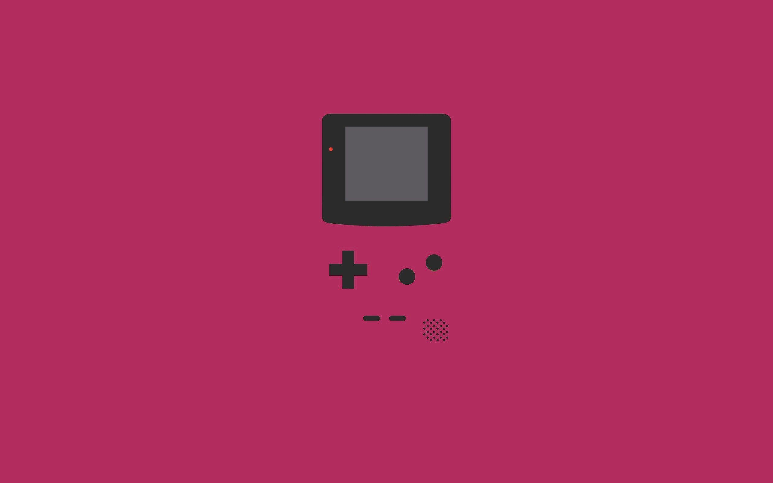 Game boy color online free - Gameboy Wallpaper 41558 2560x1600 Px