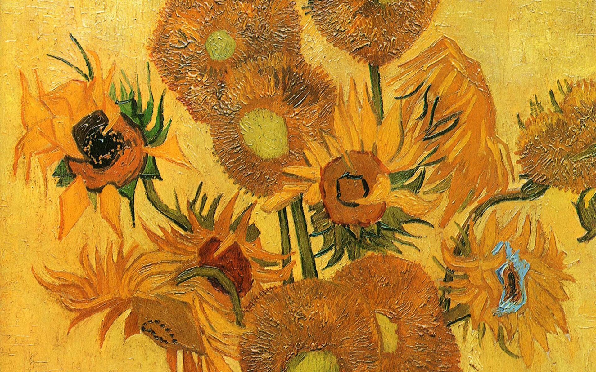 Vincent Van Gogh Painting Wallpapers