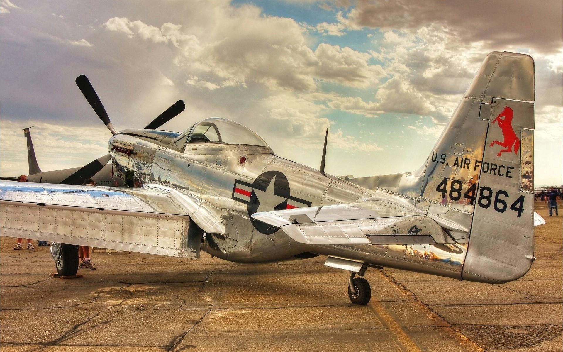 Vintage Airplane Photos 98