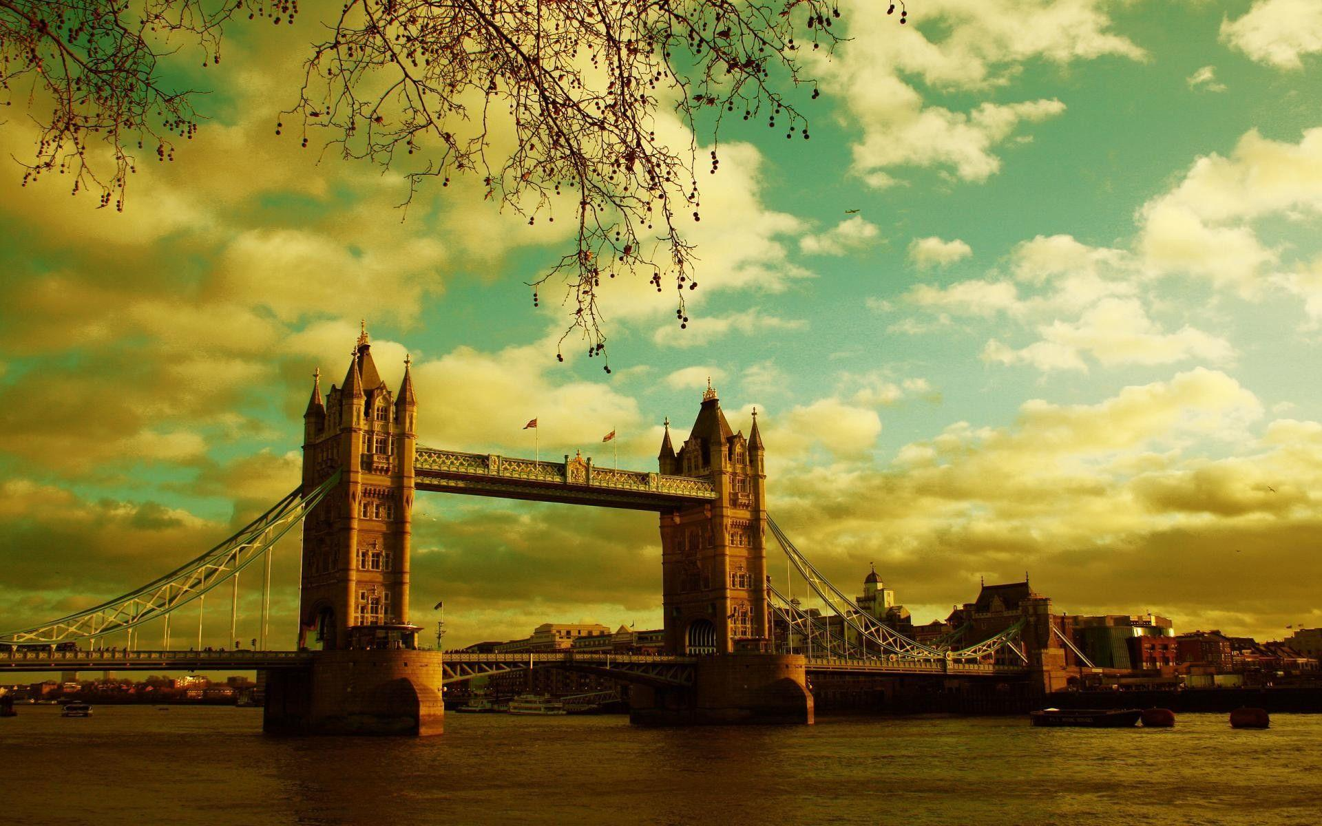 Tower Bridge Wallpapers - Full HD wallpaper search - page 2