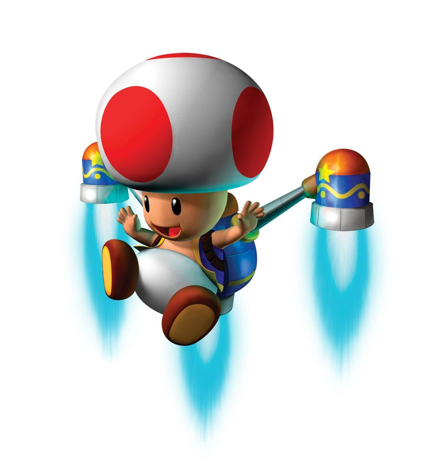 Image For > Mario Toadstool
