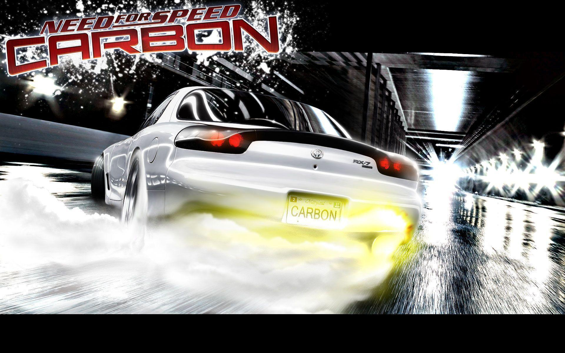 need for speed carbon logo