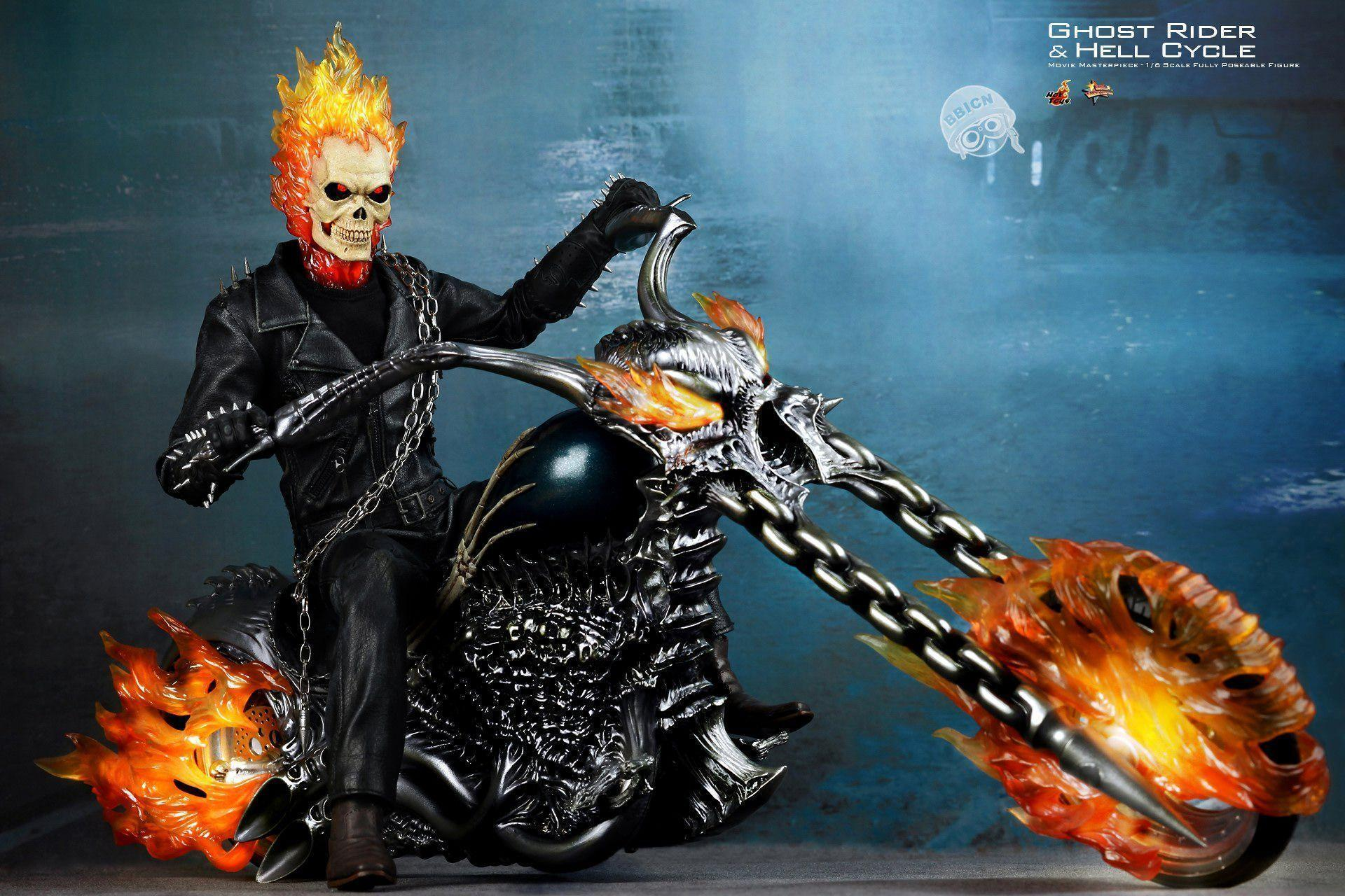 ghost rider wallpaper bike - photo #4