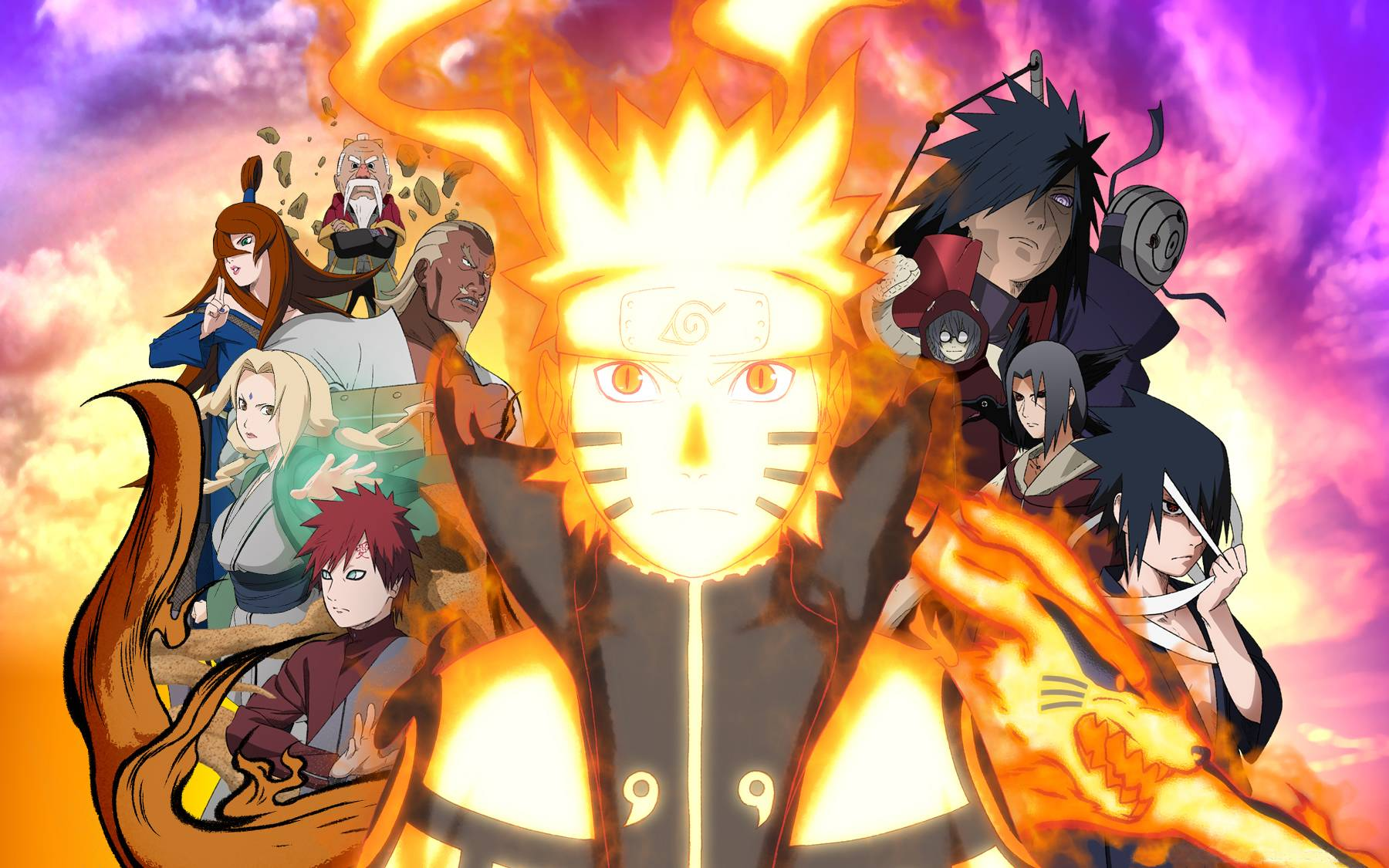 wallpapers naruto shippuden hd 2015 - wallpaper cave