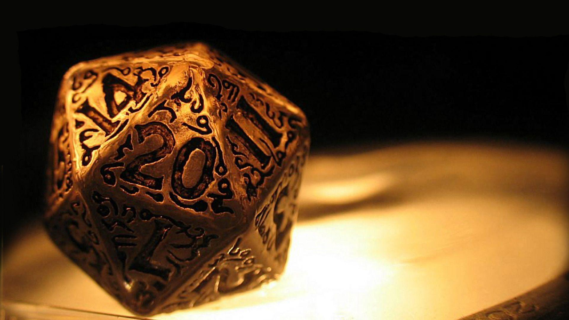 Dungeons & Dragons Dice Roller wallpapers #