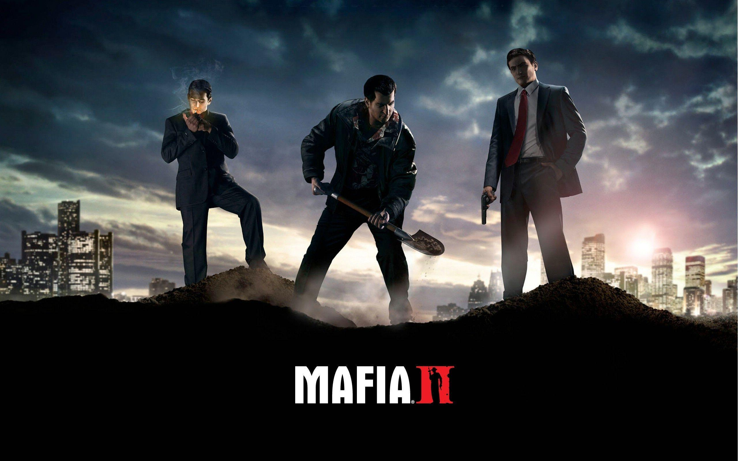 Mafia 1 Wallpaper