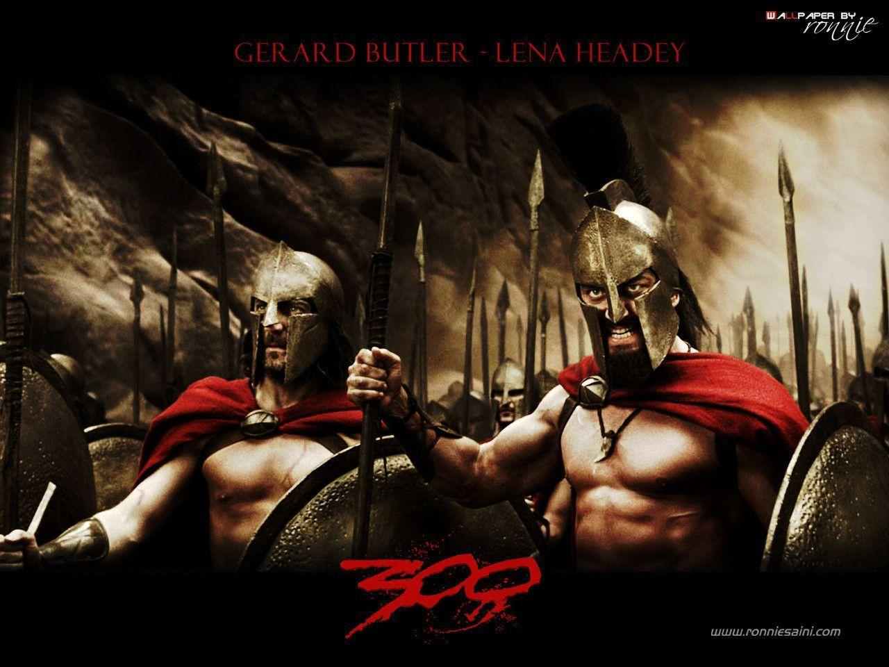 300 Movie Wallpapers and Backgrounds