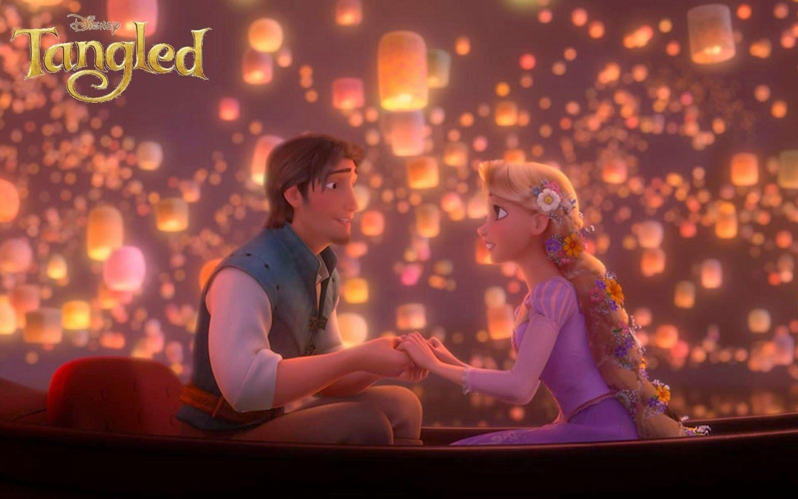 Wallpapers For Disney Tangled Background