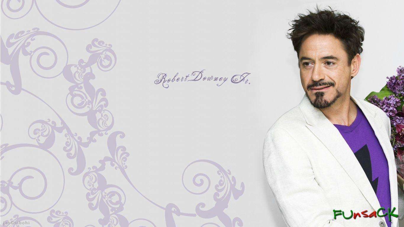 Robert Downey Jr High Quality Wallpaper - Celebrities Powericare.